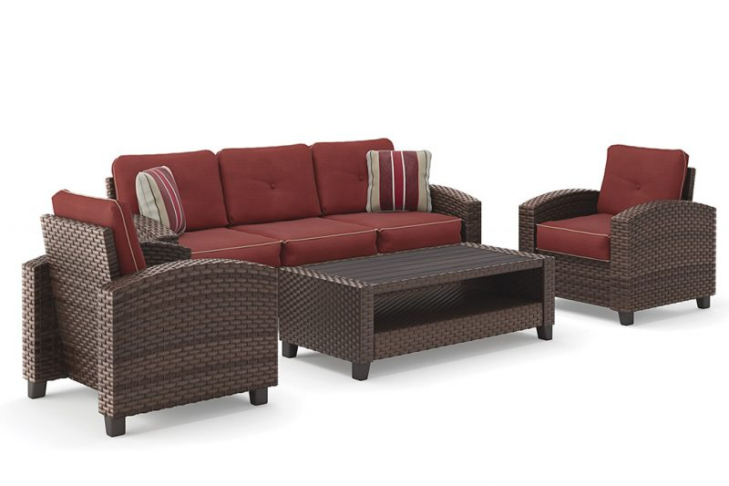 Wicker Furniture for your home featured image