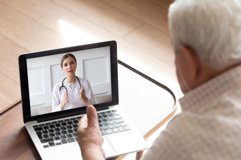 Benefits of telemedicine for seniors featured image