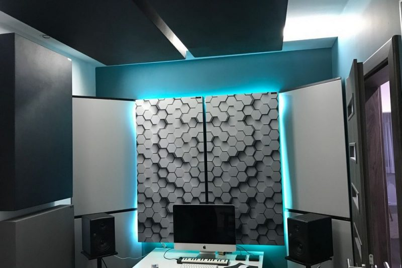 Using acoustic foam in the home featured image